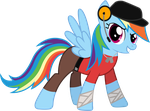 Rainbow Scout by Dipi11