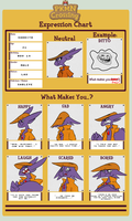 PKMN Crossing - Expressions by Zito-is-Neato