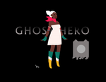 Ghost hero art by K-hermann