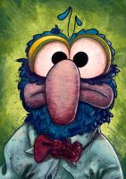 Gonzo by nickbachman
