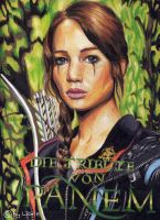 My Katniss by Librie