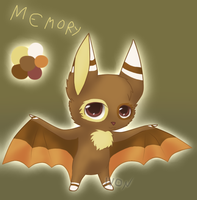 Bat adoptable - CLOSED by Ivon-adopts