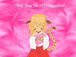 Wil You Be My Valentine? by ThatChickWithDaPony
