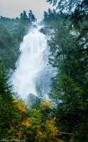Shannon Falls by Brian-B-Photography