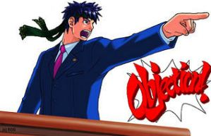 Ike - OBJECTION by raddragong by IkeFanatics