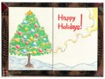Holiday Card Project 2014 by y-nrmt