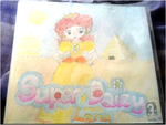 Super Daisy Land Box Art by No1Daisyfan