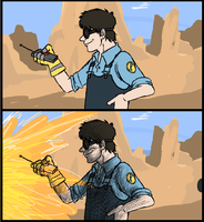 TF2: BOOM by spookyfoxmulder