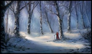 Winters Solitude 2.0 by ChrisDrake1987