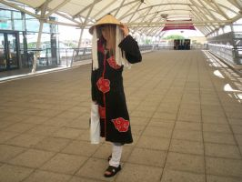 Deidara Cosplay by Misa--x