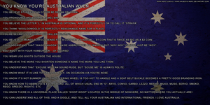 Australia Day 2013 by Majestic-MSFC