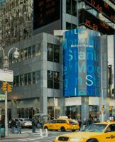Times Square Shuffle by Denis-Peterson