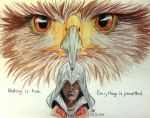 The Eagle Vision by AnMaInKa