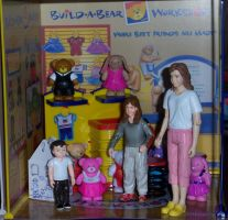 Build-A-Bear Workshop by MisterBill82