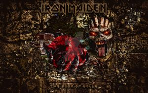 Iron Maiden - The Book of Souls XIV by croatian-crusader