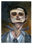Pete Doherty by julip