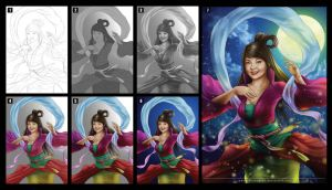 Chang Er 2013 process by chuaenghan