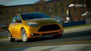 Forza 5 - Ford Focus ST by deathmachine630