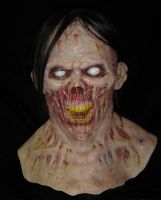 Risen Zombie mask final photos by dreggs88