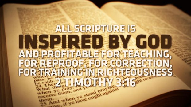 2 Timothy 3:16 by Xiphos71