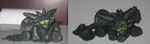 Toothless -Clay Model- 8D by ChibiChibiWoofWoof