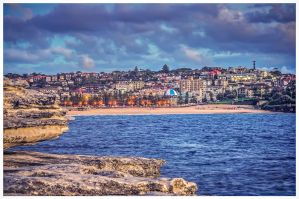 Coogee beach by catchaca1