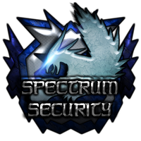 Spectrum Security (NEW LOGO STYLE TEST) by FoggedOut