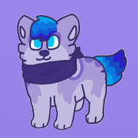 Blue The Kitty by Breezeci15
