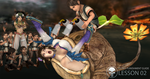 TALIM'S PUNISHMENT GUIDE 02 by thedeathhourxp