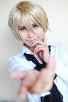 Alois Trancy: Come Hither by krishinya