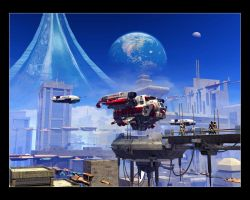 Obital Haven by OrestesGraphics