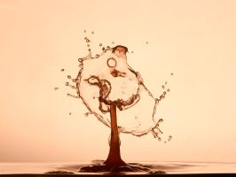 Waterdrops _33 by h3design