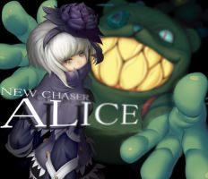 "S4 League ""Chaser Alice"" by AnimeSue"