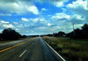 Blue Sky Highway by TheGerm84