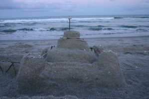 Sand Castle 0007 by poeticthnkr