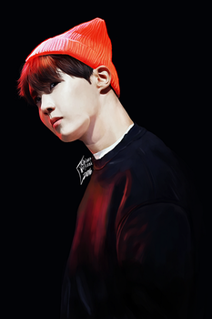 On stage: J-Hope by xCollecx