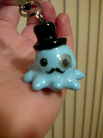Sir Octopus Charm by llalore