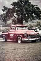 50s Chevy Truck by AmericanMuscle
