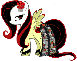 My Little Geisha by Wingcovers