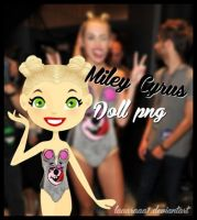 Miley Cyrus Doll by laaaraaa1