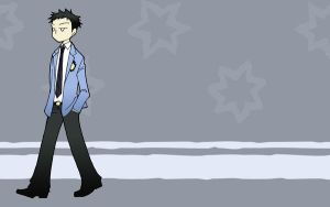 Ouran for Your Wall: Mori by uncertain-certainty
