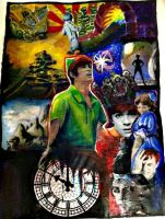 Peter Pan Collage by Michi1223