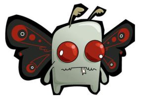 The Mothman by pockets1987