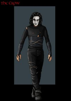 the crow by nightwing1975