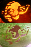 Strong carving, this one has by johwee