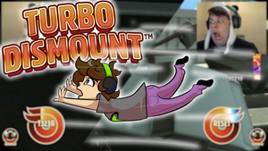 Turbo Dismount! AMAZING GAME! Where my TITTIES FLY by TheToxicDoctor