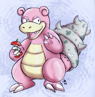 Quayle the Slowbro by raizy