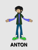 Anton by Redtriangle