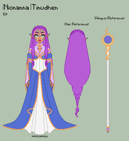 ToS - Nionanna Reference Sheet by porcelian-doll