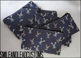 Bunnelby 3DS/XL Zipper Pouch - FOR SALE by SmileAndLead